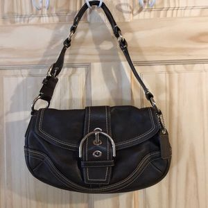 Coach Bags - Coach Soho brown leather purse and bifold wallet
